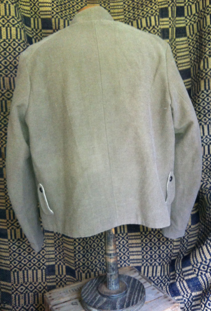 Royal NC Depot Hand Top Stitched Jacket