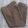 "Size 37 ""Boar Brown"" Jean Mule Ear Pocket Pant blank"